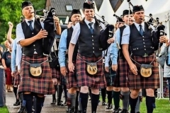 St. Pauli Pipes and Drums
